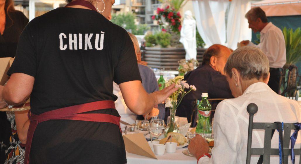 Chikù Wedding Planner A Scampia Matrimonio In Terrazza