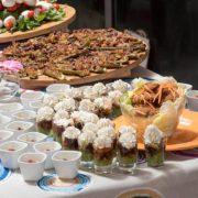 buffet festa bambini